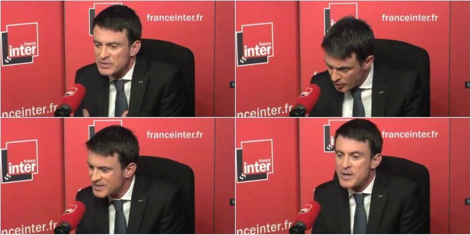 Islamisme : Manuel Valls justifie les attaques de Malek Boutih contre Benoît Hamon