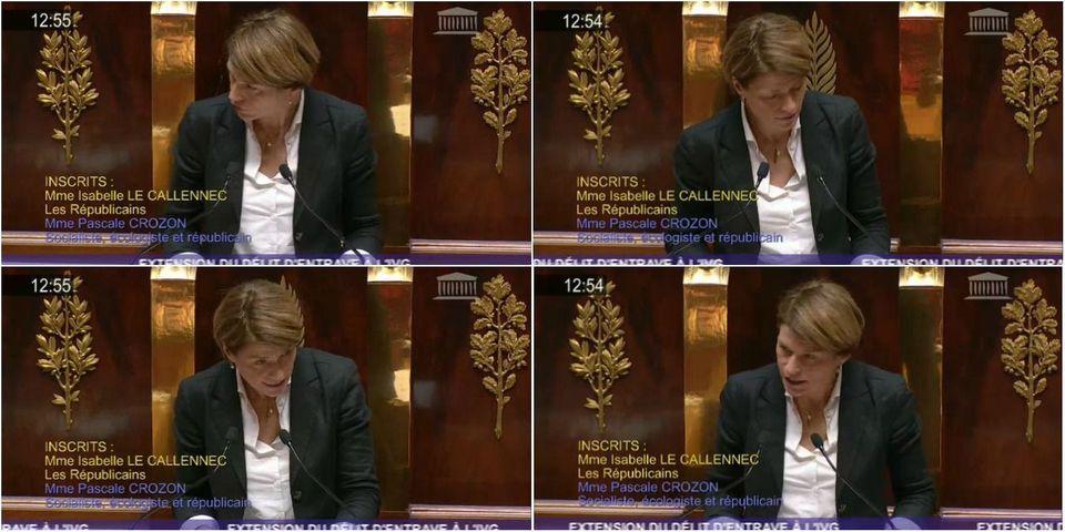 """IVG : Le Callenec (LR) estime que le site du gouvernement """"manque singulièrement d'objectivité"""""""