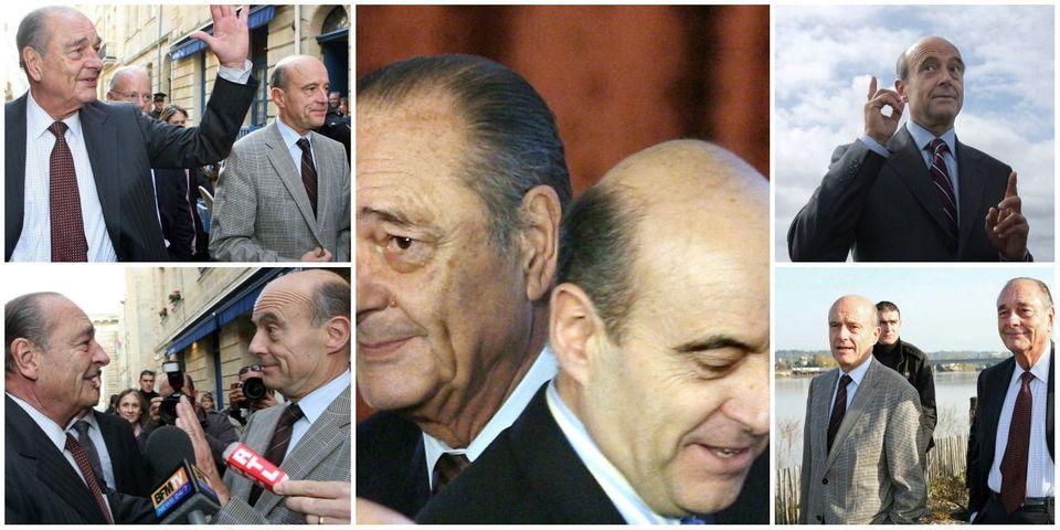Jacques Chirac soutient Alain Juppé pour la primaire présidentielle