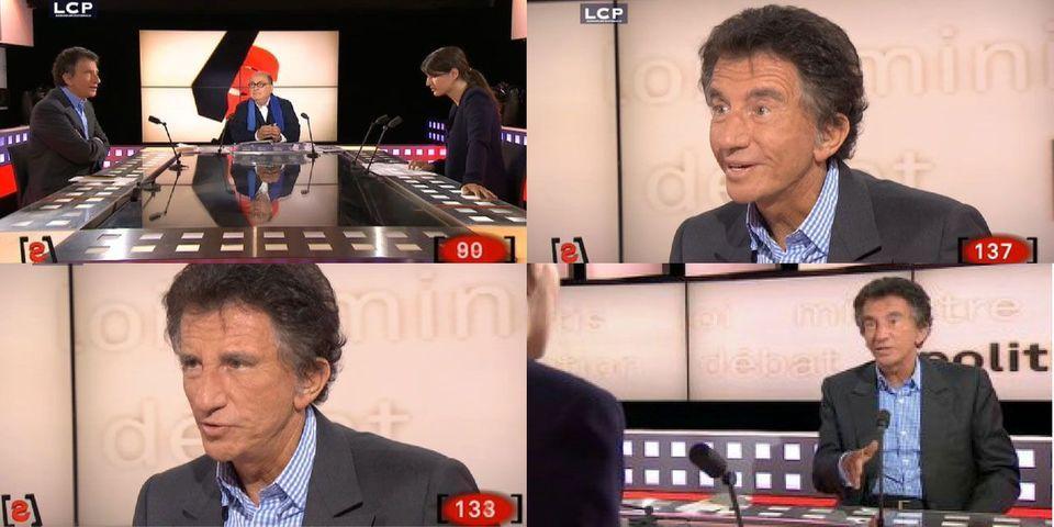 Jacques Toubon, l'IMA, Jean-Luc Godard ... les 140 secondes du Lab avec Jack Lang