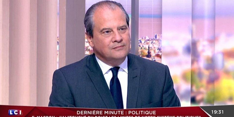 Jean-Christophe Cambadélis accuse Emmanuel Macron de vouloir empêcher une candidature de François Hollande en 2017