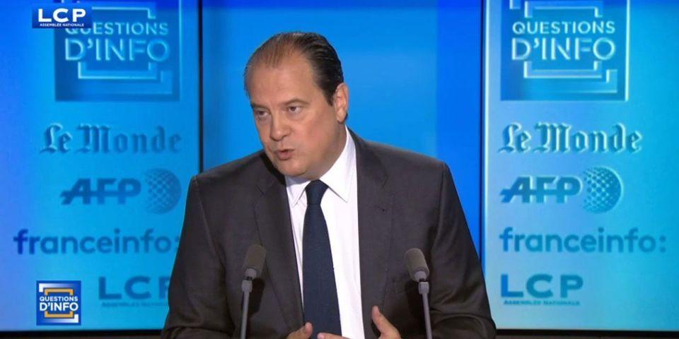 "Jean-Christophe Cambadélis accuse L'Express de ""transformer Macron en Mendès France"""
