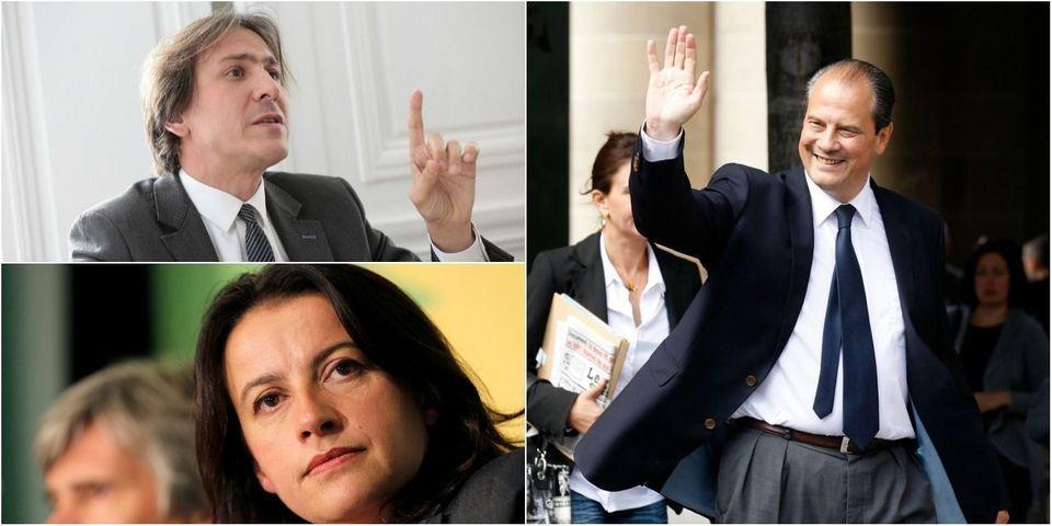 Jean-Christophe Cambadélis, Cécile Duflot et Jérôme Guedj s'affrontent en latin