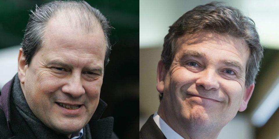 Jean-Christophe Cambadélis défend François Hollande moqué par Arnaud Montebourg, en évoquant Thierry  Le Luron