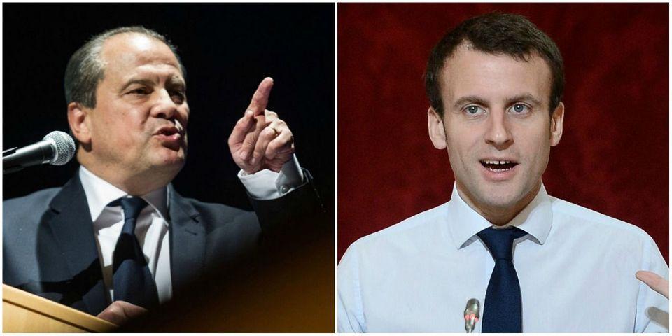 Jean-Christophe Cambadélis est prêt à enjamber les règles de la primaire pour Emmanuel Macron
