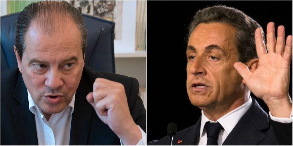 """Jean-Christophe Cambadélis ne va """"pas lâcher"""" Nicolas Sarkozy sur la question d'un débat entre eux"""