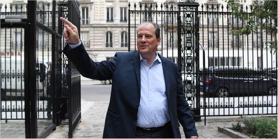 """Jean-Christophe Cambadélis se moque du départ de Benoît Hamon du PS : """"Il est parti tout seul, sans ses copains"""""""