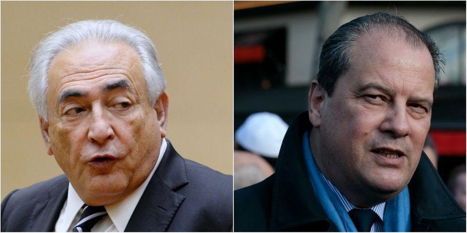 """Jean-Christophe Cambadélis veut """"que DSK se sorte de cette histoire et se reconstruise définitivement"""""""