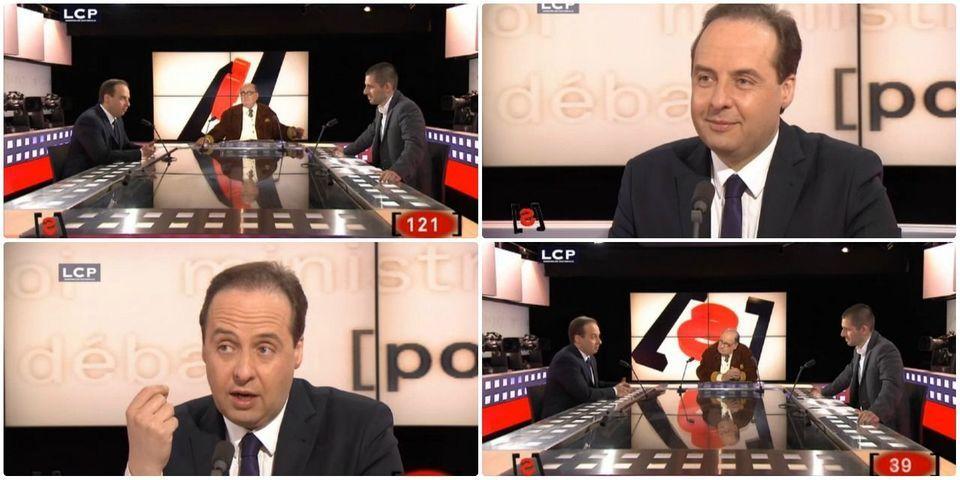 """Jean-Christophe Lagarde """"conçoit"""" qu'Hervé Morin ait refusé le poste qu'il lui a proposé à l'UDI"""