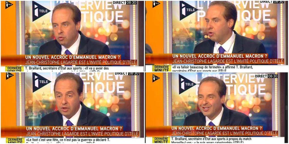 """Jean-Christophe Lagarde invite Emmanuel Macron à rejoindre l'UDI lui conseillant de """"changer d'amis"""""""