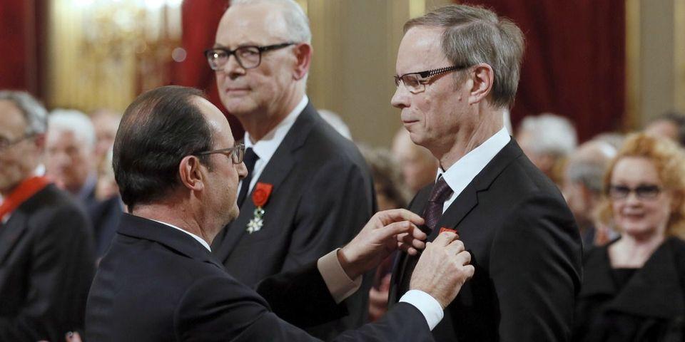 Jean-Claude Gayssot, Jean-Pierre Bel… les principales nominations et promotions politiques de la Légion d'honneur du 5 avril 2015