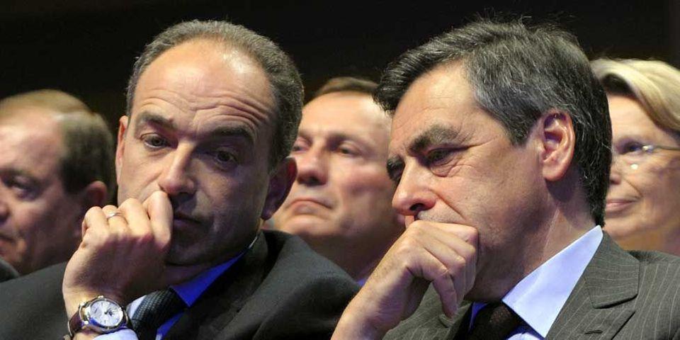 """Copé et Fillon discutent """"partage des responsabilités"""" à l'UMP"""