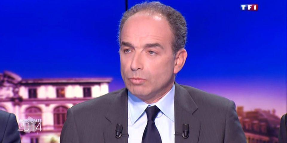 """Jean-François Copé : """"il s'agit des conditions d'une vague bleue"""""""