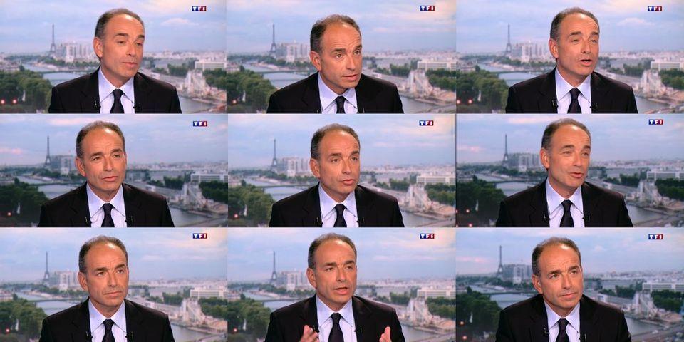 """""""Dans les yeux"""", Jean-François Copé  assure aux Français que son intégrité est """"totale"""""""