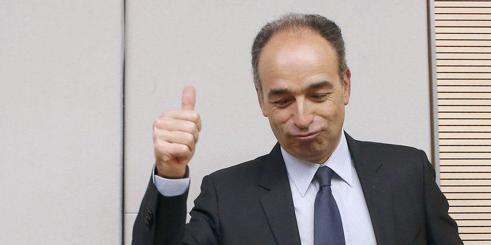 """Jean-François Copé salue la """"magnifique victoire"""" de François Fillon, lui qui a """"fait le plus petit score"""""""