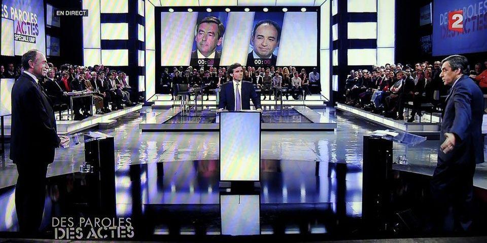 Jean-François Copé vs François Fillon : le flop d'audience