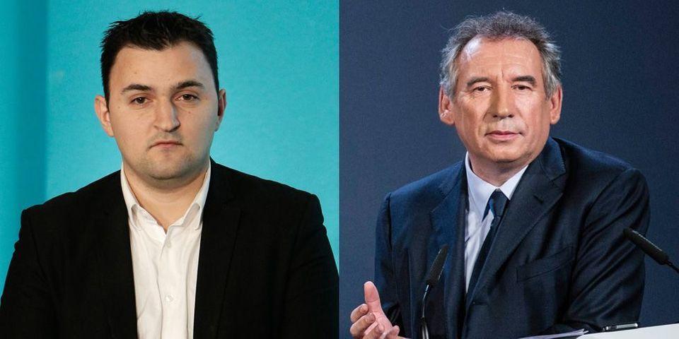 Jean-François Martins, soutien MoDem à Hidalgo, suspendu un an de son parti