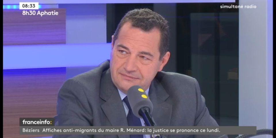 """Jean-Frédéric Poisson demande pardon à la communauté juive après ses propos sur les """"lobbies sionistes"""""""