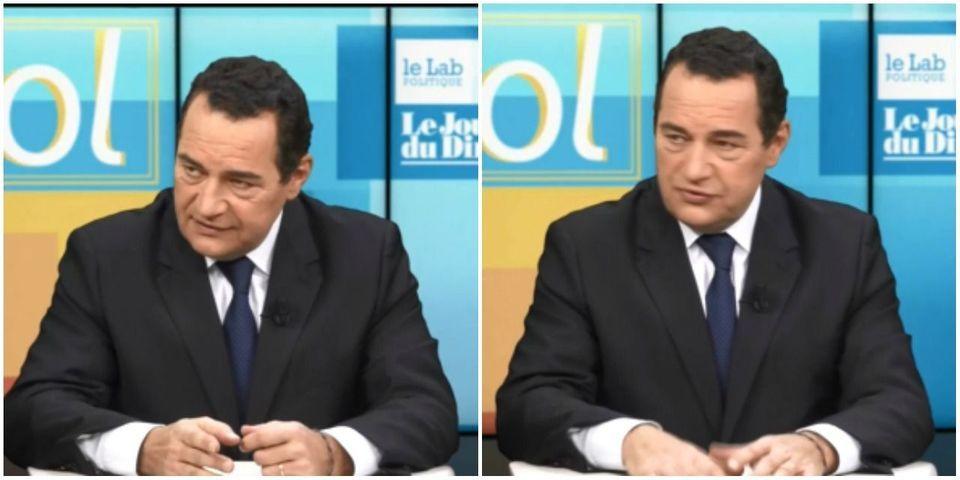 Jean-Frédéric Poisson refuse mordicus de condamner des tweets homophobes d'un responsable de son parti