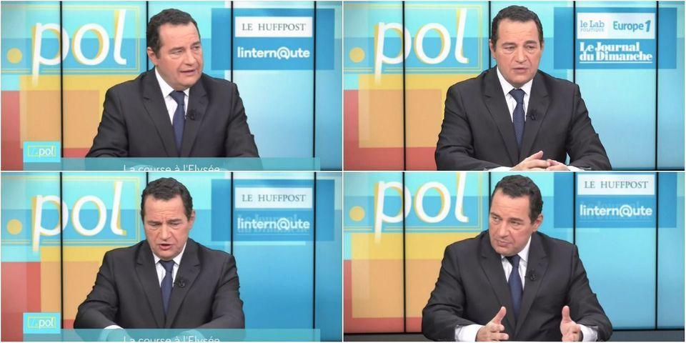 """Jean-Frédéric Poisson reprend à son compte les attaques sur """"la proximité d'Alain Juppé avec les Frères musulmans"""""""