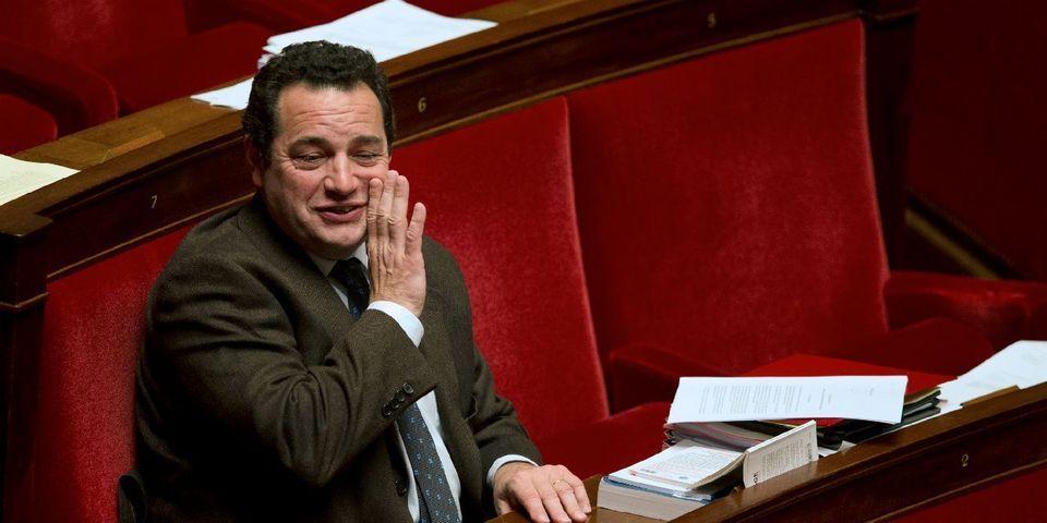 Jean-Frédéric Poisson sait qu'il ne gagnera (sûrement) pas la primaire, mais ce n'est pas grave