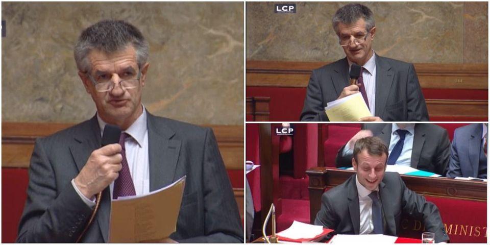 Jean Lassalle voit Emmanuel Macron devenir Premier ministre après Manuel Valls