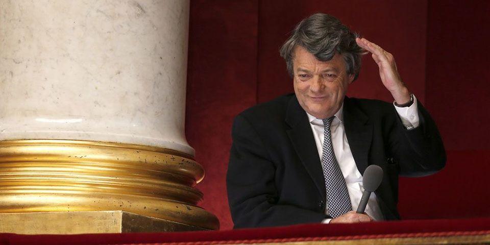 Jean-Louis Borloo se sent pousser des ailes