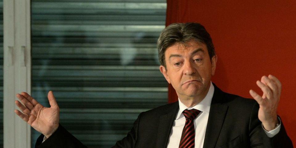 """Jean-Luc Mélenchon accuse les travailleurs détachés de """"voler le pain"""" des travailleurs locaux"""