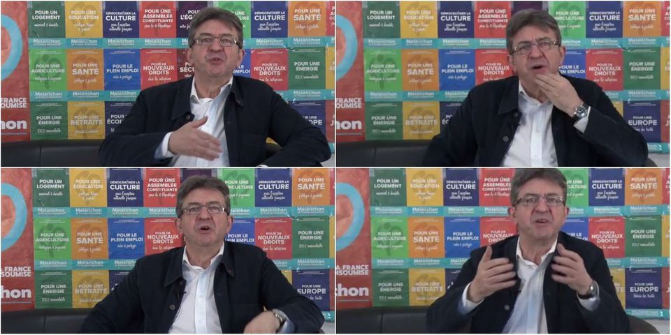 Jean-Luc Mélenchon annonce qu'il dirigera la campagne des législatives pour La France insoumise