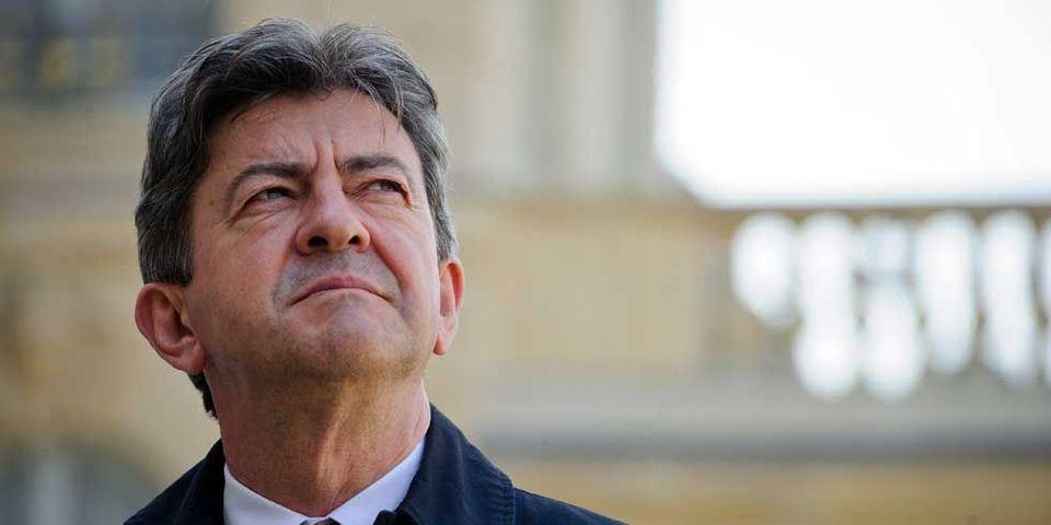 """Jean-Luc Mélenchon demande à ses fidèles de """"créer une ambiance contraire et méprisante"""" envers les journalistes"""