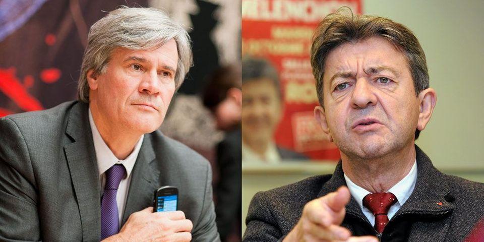 Jean-Luc Mélenchon et Stéphane Le Foll : le multiplex politique du dimanche 16 février