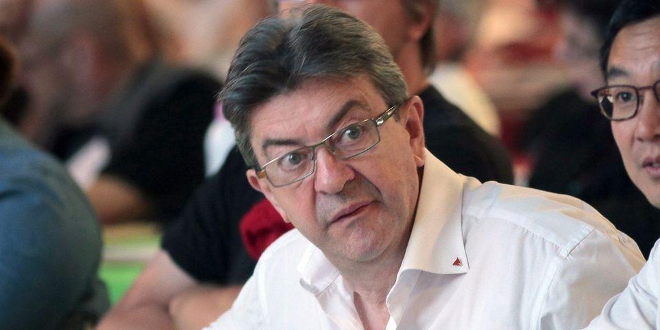 """Jean-Luc Mélenchon met en garde les journalistes : """"la hargne contre les Insoumis pourrait inspirer des violents"""" contre la France insoumise"""