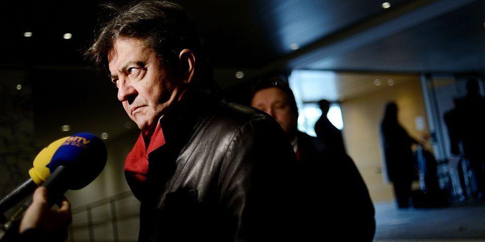 Jean-Luc Mélenchon prend Syriza en Grèce en exemple pour justifier son refus d'alliances avec le PS