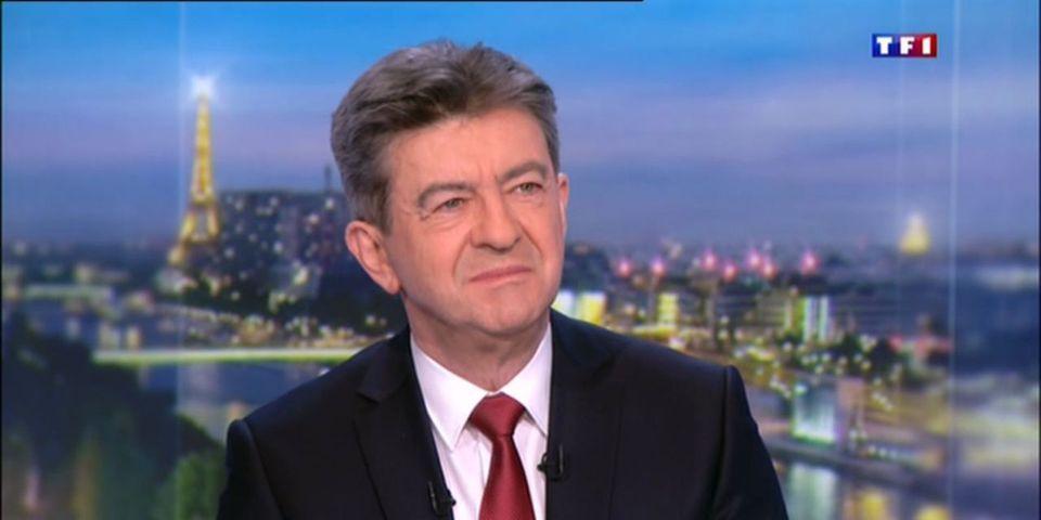 """Jean-Luc Mélenchon """"propose"""" sa candidature pour la présidentielle de 2017"""