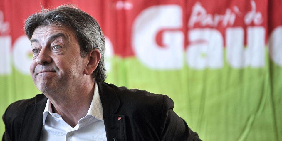 """Jean-Luc Mélenchon s'en prend à nouveau au """"Monde"""" et moque le CDD d'un journaliste"""