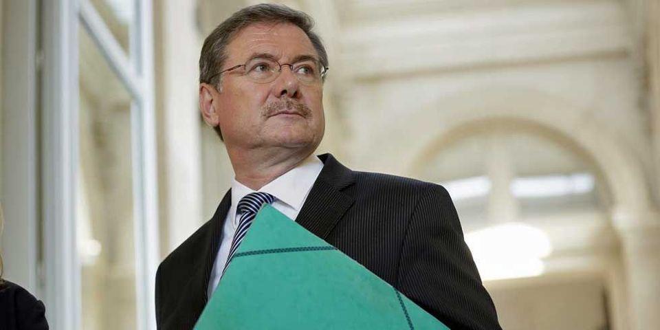Jean Mallot, conseiller politique d' Ayrault et directeur de cabinet de Vidalies