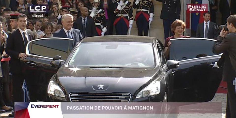 Jean-Marc Ayrault - Manuel Valls : la transition des premiers ministres à Matignon