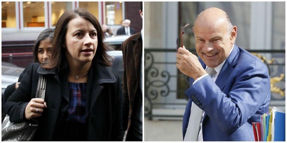 """D'après Jean-Marie Le Guen, Cécile Duflot """"viendra pleurer"""" pour récupérer sa circonscription en 2017"""