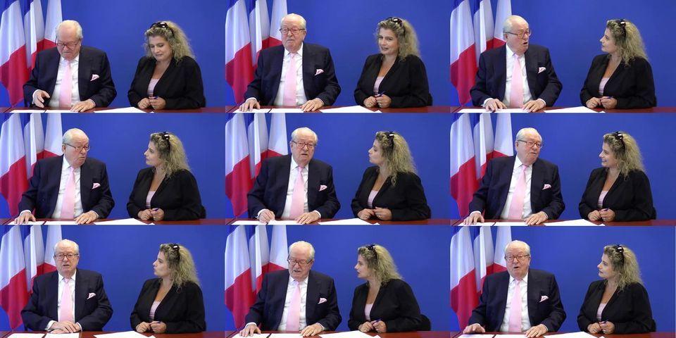 """Jean-Marie Le Pen attaque Guy Bedos, Madonna, Yannick Noah et Patrick Bruel : """"On fera une fournée la prochaine fois"""""""