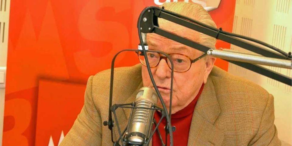 """Jean-Marie Le Pen """"comprend"""" le suicide de Dominique Venner,un """"avertissement solennel """""""