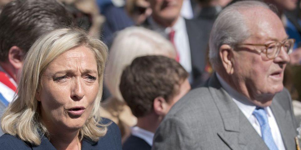 Jean-Marie Le Pen défend Aymeric Chauprade en critiquant Marine Le Pen et Florian Philippot