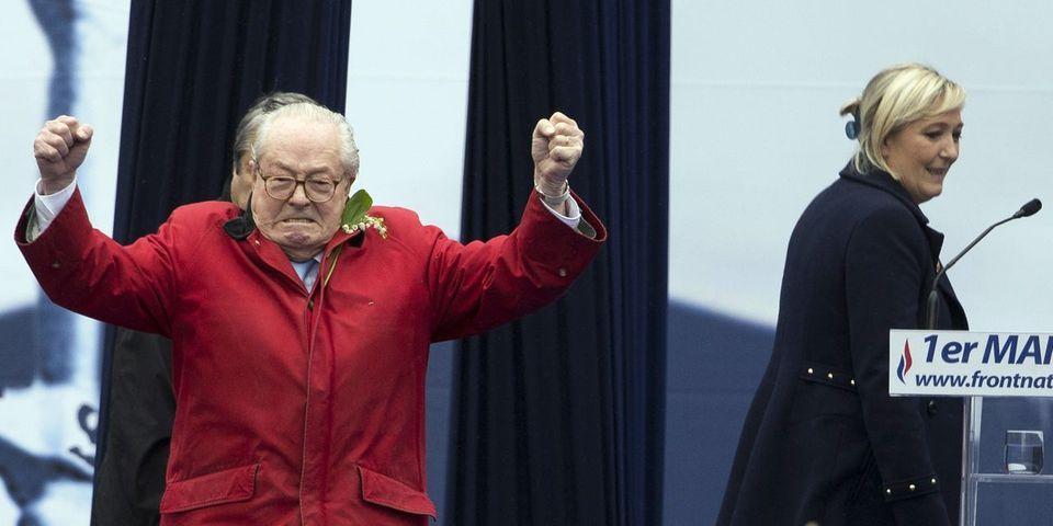 Jean-Marie Le Pen invite les adhérents FN à ne pas voter la réforme des statuts du parti