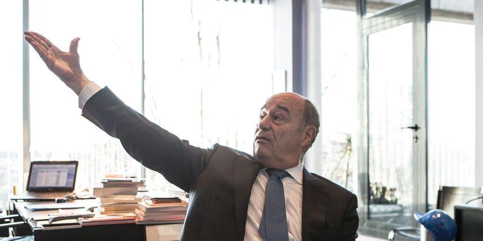"""Jean-Michel Baylet estime avoir été """"entendu"""" et ne souhaite plus que le PRG quitte le gouvernement"""