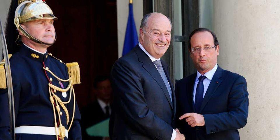 """Jean-Michel Baylet ne serait """"pas malheureux"""" que le PS perde sa majorité absolue à l'Assemblée nationale"""