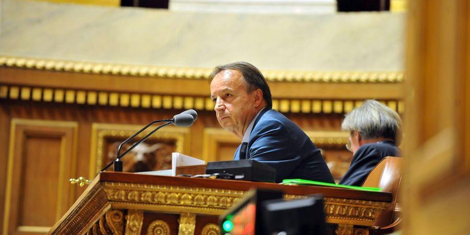 Jean-Pierre Bel estime qu'une victoire de Nicolas Sarkozy en 2012 aurait été meilleure pour la gauche au Sénat