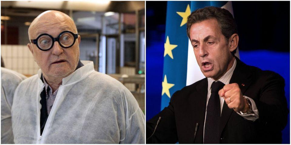 Jean-Pierre Coffe raconte avoir subi un contrôle fiscal après son refus de tutoyer Nicolas Sarkozy à la télévision