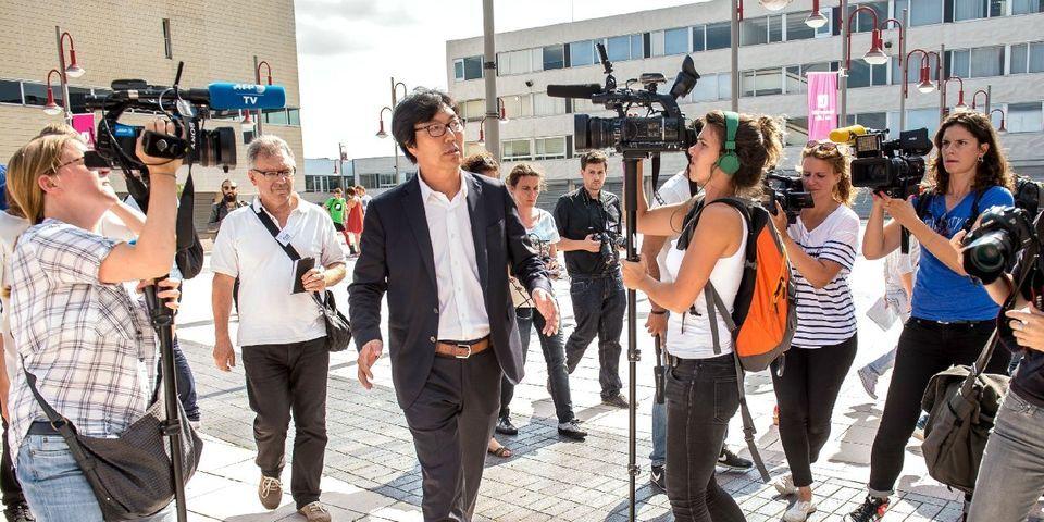 """Jean-Vincent Placé explique son départ de EELV : """"je me suis cru à l'université d'été d'Attac sponsorisée par Mediapart"""""""