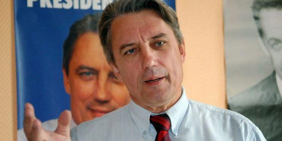 Jean-Yves Narquin, frère de Roselyne Bachelot, candidat FN dans le Centre aux européennes