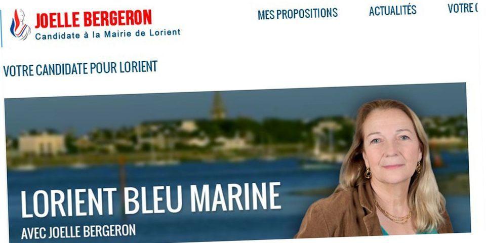 Joëlle Bergeron, candidate FN aux européennes, se prononce pour le droit de vote des étrangers aux élections locales