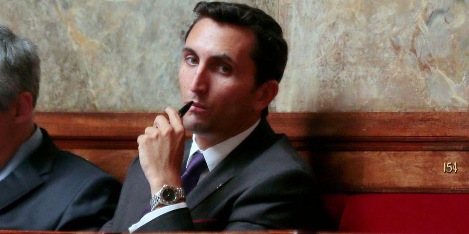 Julien Aubert ne sera finalement pas candidat à la présidence de LR
